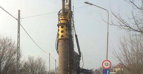 [Wałbrzych] Ul. Gagarina/Lewelela (remont) 106383