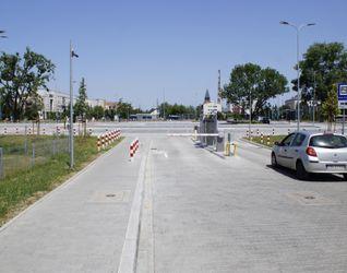 [Kraków] Parking P+R, pętla tramwajowa Mały Płaszów 431247