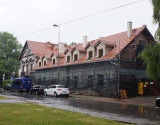 [Kraków] Remont Dworku, ul. Twardowskiego 25 432015