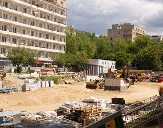 [Warszawa] Budowa Stacji Metra linii M2 C7 - Młynów 433551