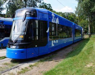 """[Kraków] Remont pętli tramwajowej """"Wzgórza Krzesławickie"""" 484239"""
