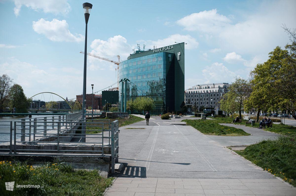 Zdjęcie Hotel HP Park Plaza Wrocław fot. Jakub Zazula