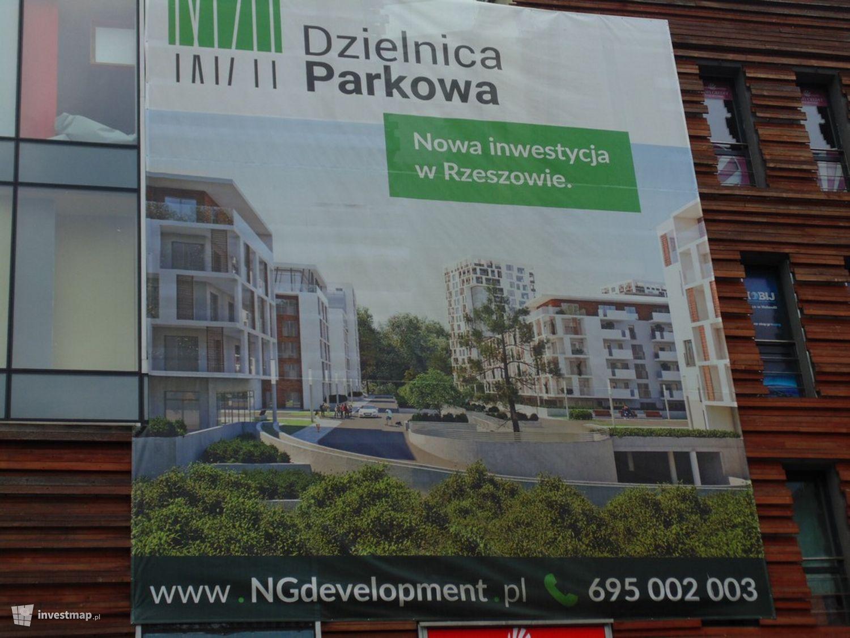 Rzeszów Dzielnica Parkowa Investmappl