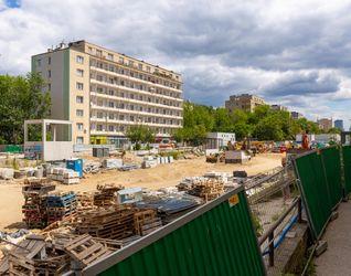 [Warszawa] Budowa Stacji Metra linii M2 C7 - Młynów 433552