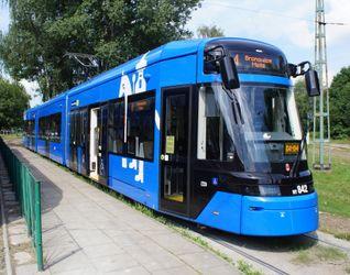 """[Kraków] Remont pętli tramwajowej """"Wzgórza Krzesławickie"""" 484240"""