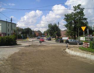 [Szczawno-Zdrój] Przebudowa skrzyżowania ulic Słowackiego, Mickiewicza i Sienkiewicza 7824