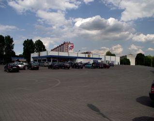 """[Kraków] Supermarket """"Lidl"""", ul. Generała Leopolda Okulickiego 114065"""