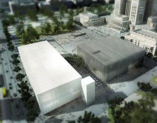 [Warszawa] Muzeum Sztuki Nowoczesnej 370833
