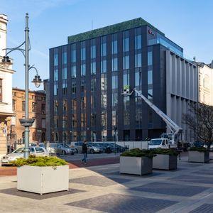 "[Łódź] Kompleks biurowy ""OFF Piotrkowska Center"" (budynki ""Sepia Office"" i ""Teal Office"") 414609"
