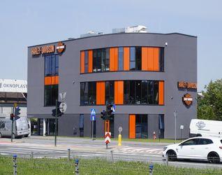 [Kraków] Budynek Usługowy, ul. Opolska 427921