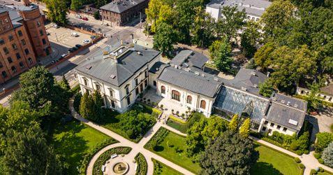[Łódź] Pałac Muzeum Herbsta 438673
