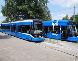 """[Kraków] Remont pętli tramwajowej """"Wzgórza Krzesławickie"""" 484241"""
