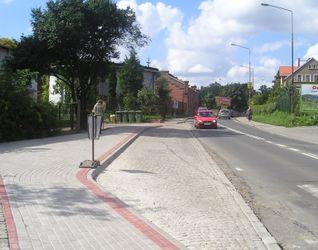 [Szczawno-Zdrój] Przebudowa skrzyżowania ulic Słowackiego, Mickiewicza i Sienkiewicza 7825