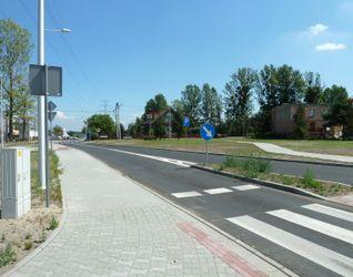 [Katowice] Droga łącząca ul. A. Krajowej z ul. Pijarską + zespół parkingowy 82065
