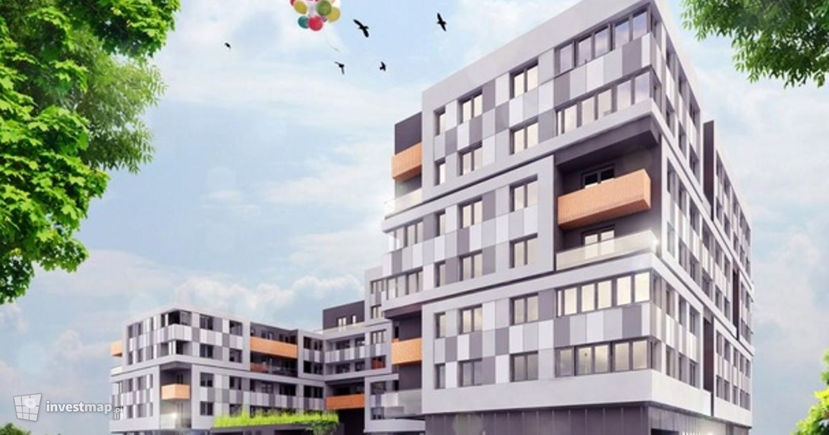 Krakow Osiedle Sensity Ul Wielicka 113 Investmap Pl