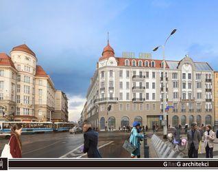 """[Wrocław] Hotel """"Grand"""" (przebudowa) 302226"""