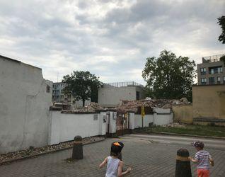 Wyburzenia, ul. Powstańców Śląskich 20 436370