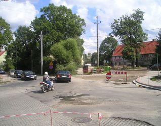 [Szczawno-Zdrój] Przebudowa skrzyżowania ulic Słowackiego, Mickiewicza i Sienkiewicza 7826