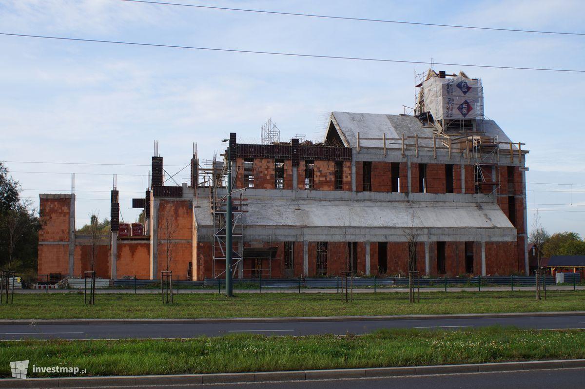 Zdjęcie Kościół, ul. Bobrzyńskiego fot. Damian Daraż
