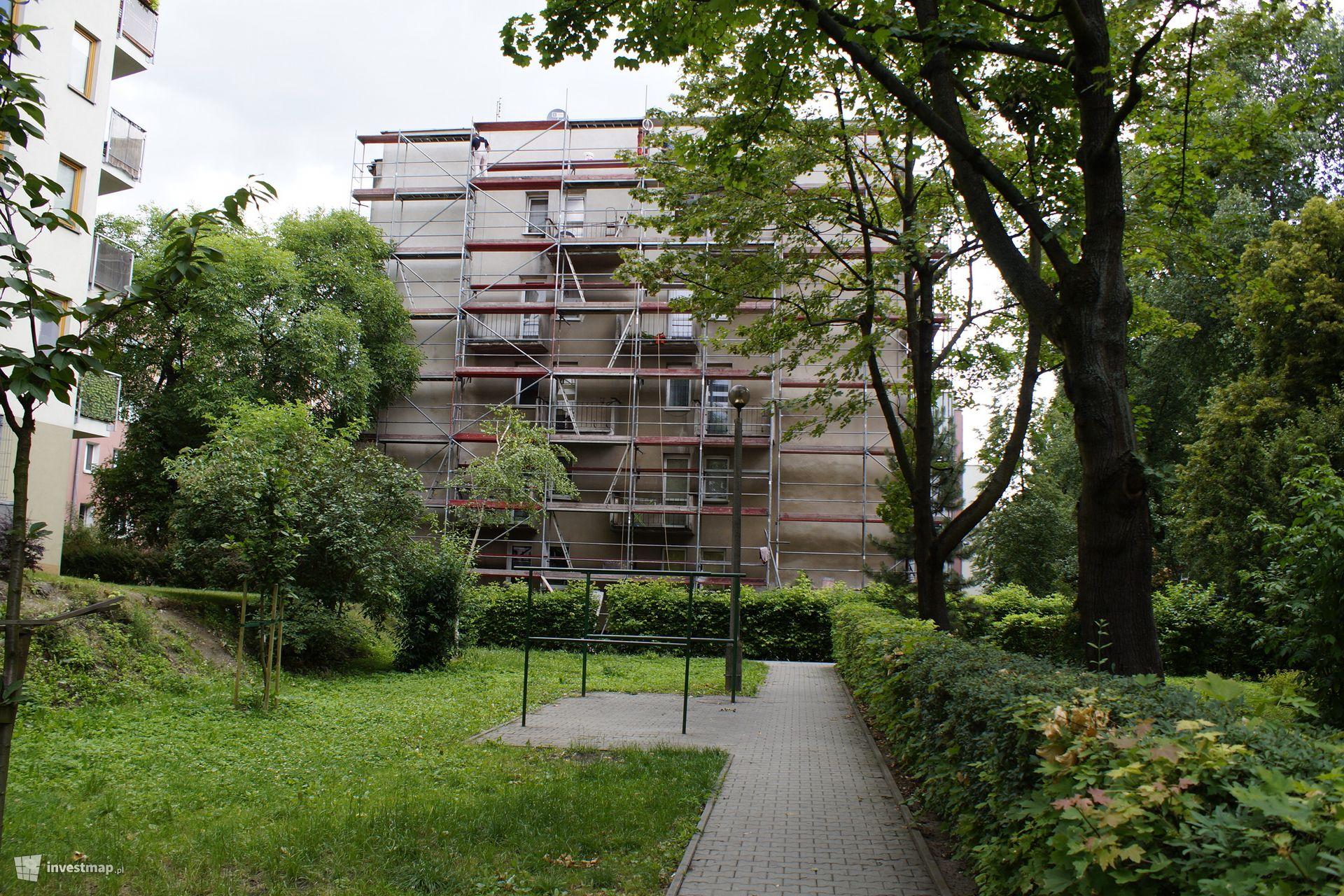 Budynek Mieszkalny, ul. Wileńska 22