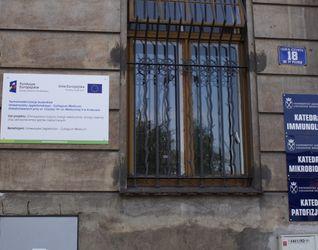 [Kraków] Instytut Immunologii UJ, ul. Czysta 18 390292