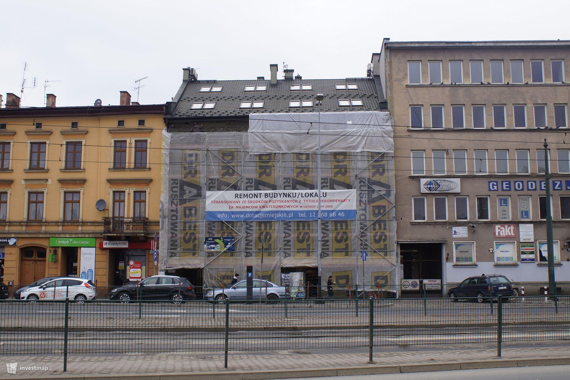 Remont Kamienicy, ul. Grzegórzecka 8