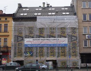 [Kraków] Remont Kamienicy, ul. Grzegórzecka 8 421525