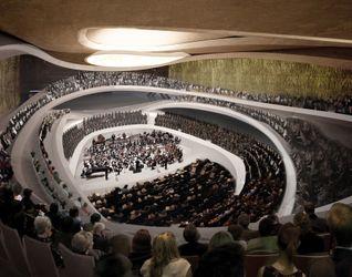 "[Warszawa] Sala koncertowa ""Sinfonia Varsovia Centrum"" 309263"