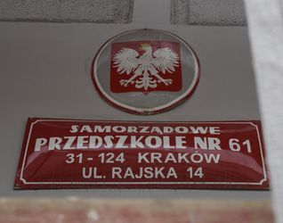 [Kraków] Przedszkole, ul. Rajska 14 387599