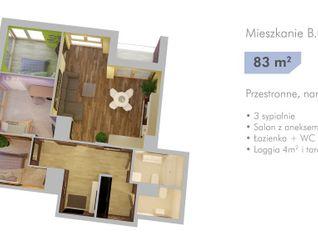 """[Warszawa] Budynek wielorodzinny """"Apartamenty Krasińskiego II"""" 314262"""