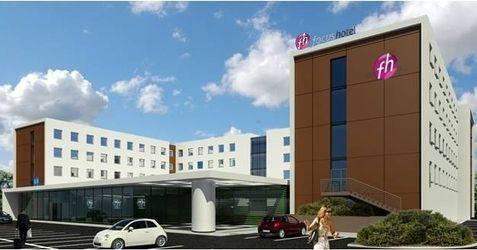 "[Chorzów] Hotel ""Focus Hotel Katowice"" 31895"
