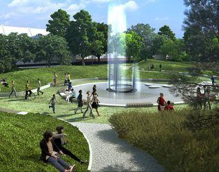 [Poznań] Park w Starym korycie Warty 146584