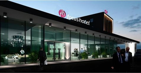 "[Chorzów] Hotel ""Focus Hotel Katowice"" 31896"