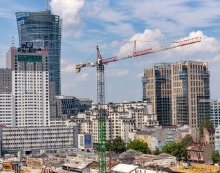 [Warszawa] Apartamentowce Platinum Towers Grzybowska 429464