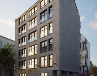 [Kraków] Budynek mieszkalny, ul. Miodowa 42,44 378265