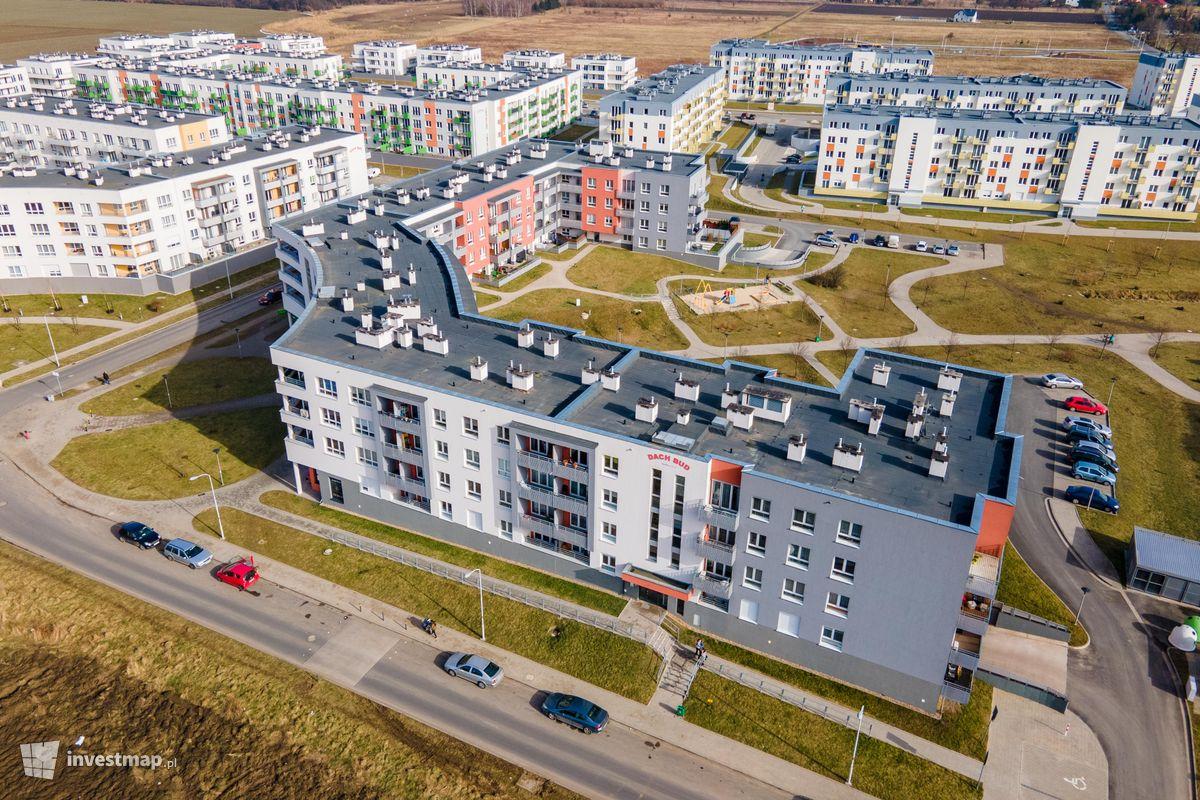 Zdjęcie Osiedle, ul. Kminkowa fot. Jakub Zazula