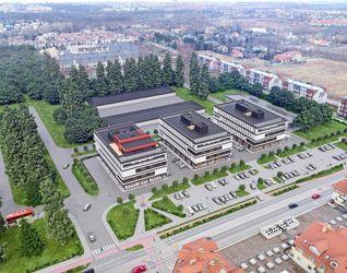 """[Wrocław] Kompleks biurowy """"Award Business Park"""" 336794"""