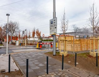 [Warszawa] Parking systemu Park & Ride Opolska 404890