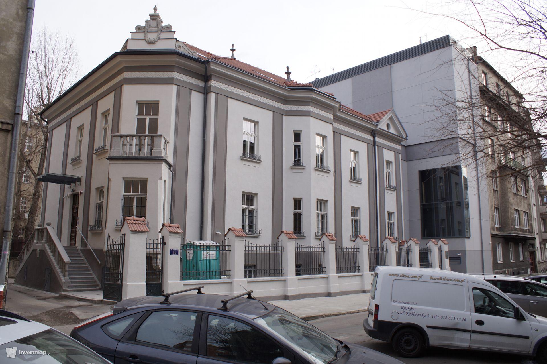 Muzeum Historii Fotografii, ul. Józefitów 16