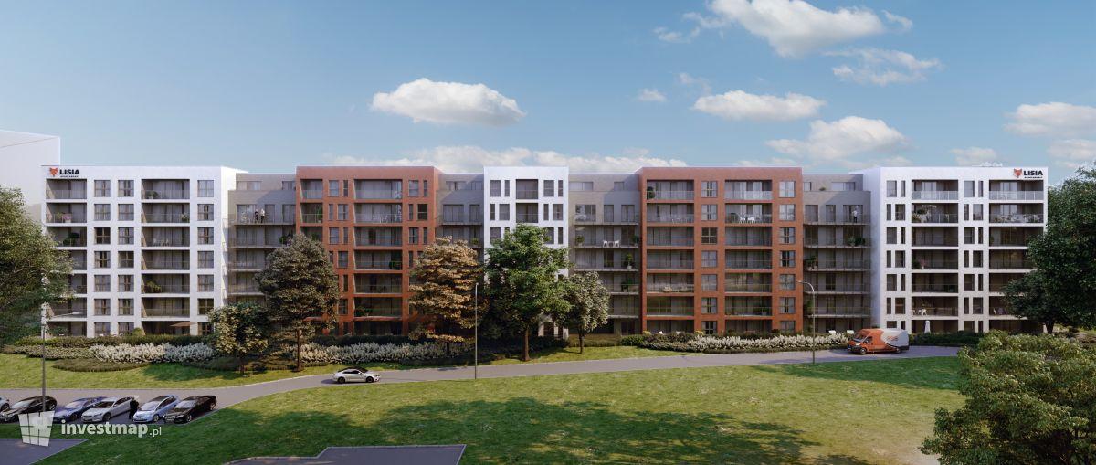 Wizualizacja Lisia Apartamenty dodał Kajtman