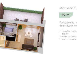 """[Warszawa] Budynek wielorodzinny """"Apartamenty Krasińskiego II"""" 314267"""