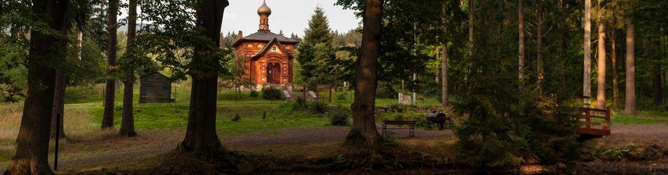 [Sokołowsko]  Cerkiew św. Michała Archanioła 348059