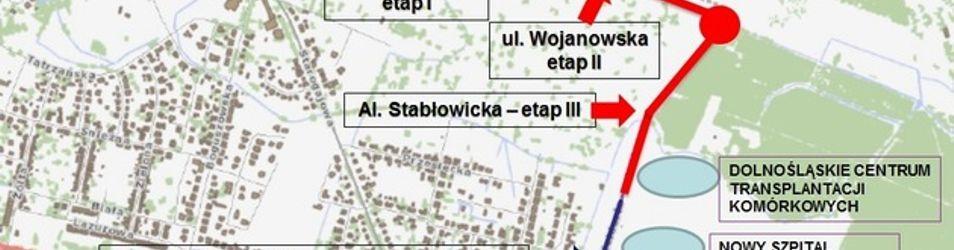 [Wrocław] Ul. Wojanowska (rozbudowa) 146588