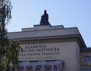 [Kraków] AGH, wydział Geologii, Geofizyki, al. Mickiewicza 30 395932
