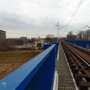 [Kraków] Most Kolejowy Zabłocie 486812