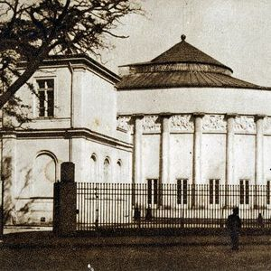 Budowa bramy wjazdowej na teren Kancelarii Sejmu od ul. Górnośląskiej 506780