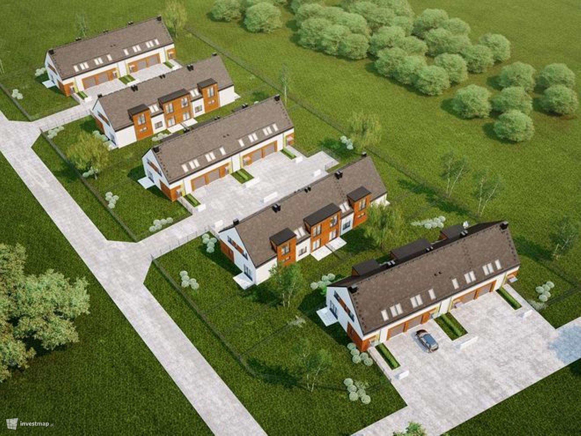 Osiedle domów Nowe Kowale