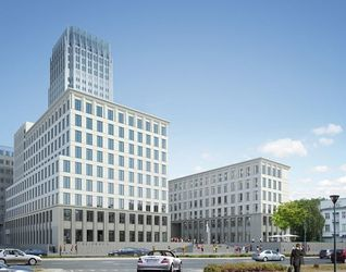 """[Kraków] Kompleks biurowy """"Unity Centre"""" (102,5 m) 313757"""