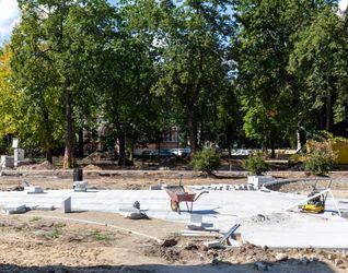 [Łódź] Park Moniuszki - rewitalizacja 438685