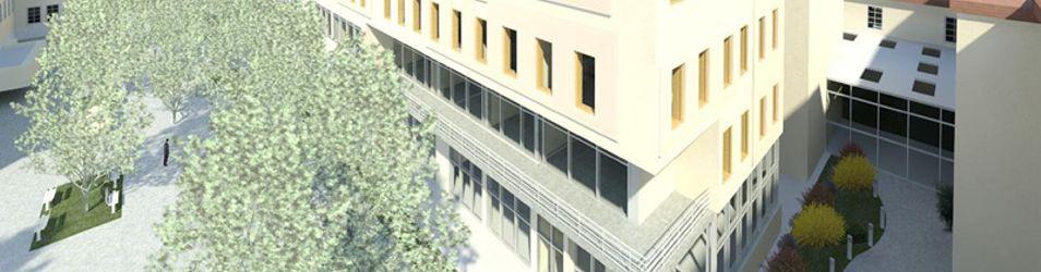[Wrocław] Rozbudowa 4. Wojskowego Szpitala Klinicznego, ul. Weigla 9629